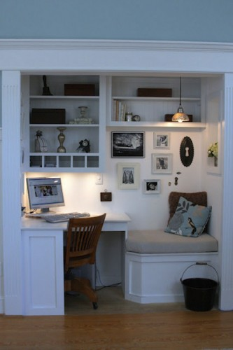 bureau chez soi anastasiadecoratrice. Black Bedroom Furniture Sets. Home Design Ideas